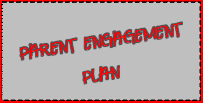 Parent Engagement Plan