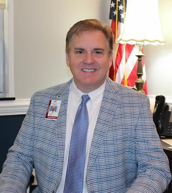 Superintendent Donald Turner