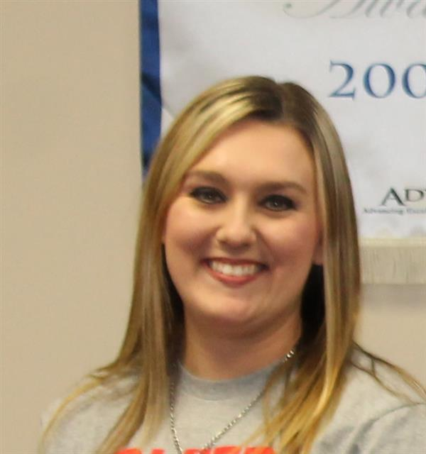 Chelsea Watson, November Tech Teacher of the Month