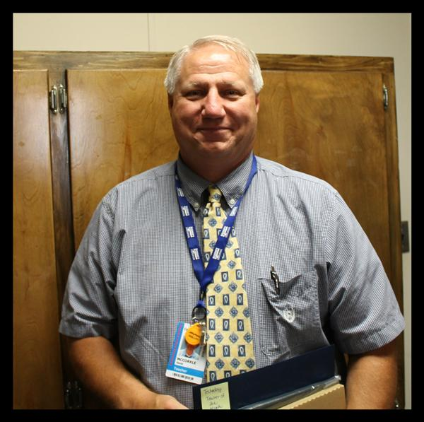 Technology Teacher of the Month - August