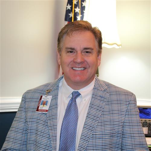 Donald Turner, Superintendent of Calhoun County Schools
