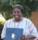 Althea Ashford September Employee of the Month
